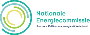 Nationale Energie Commissie logo